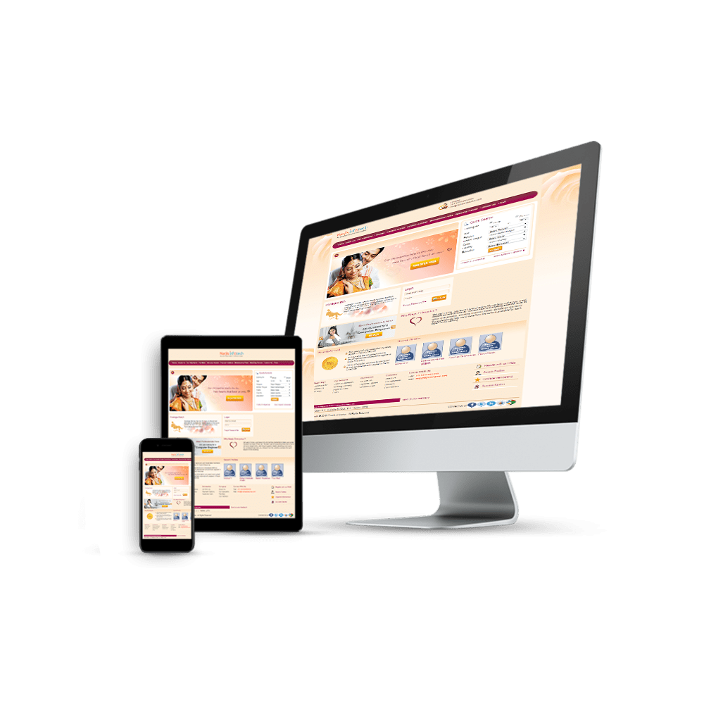 advanced matrimony website
