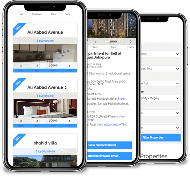 Real Estate Listing Software